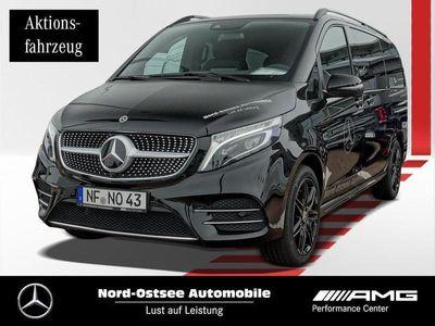 gebraucht Mercedes 300 VEdition AMG 4Matic DAB Burmester Comand