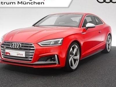 "gebraucht Audi S5 Coupé 3.0 TFSI qu. Virtual/Matrix/19""Zoll/Navi+/ACC"