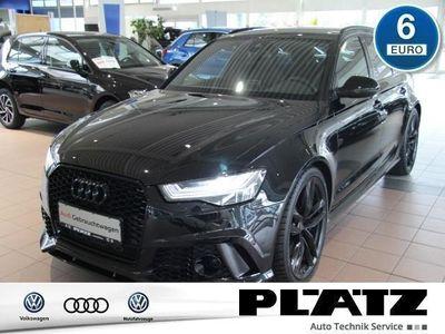 used Audi RS6 Avant quattro LED-Scheinw. Navi Leder BOSE
