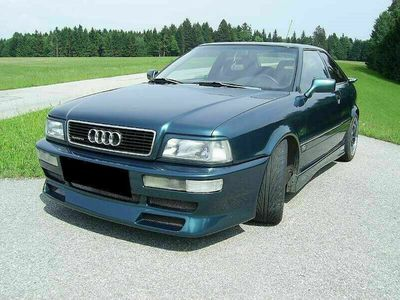 gebraucht Audi Quattro Typ 89 5 Zylinder