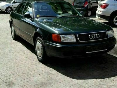 gebraucht Audi 100 2.0 E Automatik, 1. Hand, 12340...