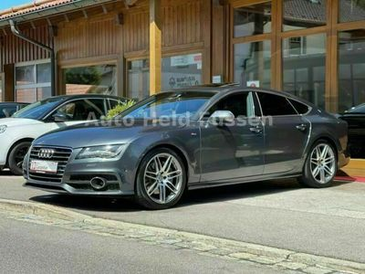 gebraucht Audi A7 3.0 TDI 3xS-Line quattro NAV HUD ACC KAM AHK