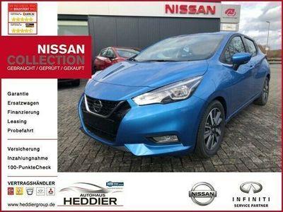 gebraucht Nissan Micra N-WAY *AUTOMATIK*KAMERA*PDC*SHZ*ALU*