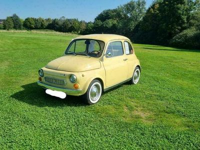 gebraucht Fiat 500 *Restauriert*Lombardi My Car Son...