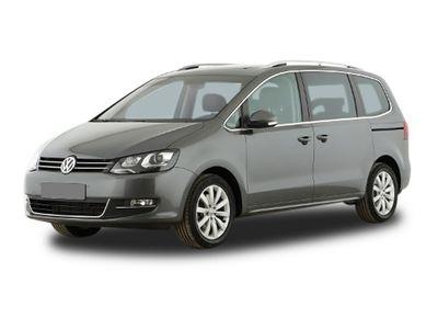 gebraucht VW Sharan 1.4 Benzin
