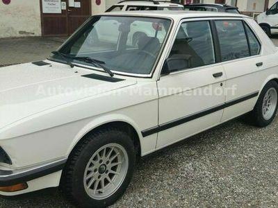 gebraucht BMW 524 td H-Zulassung Tüv 06/22 als Limousine in Mammendorf