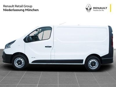 gebraucht Renault Trafic KASTEN III 2.0 dCi 115 L1H1 2,9t el. ASP,