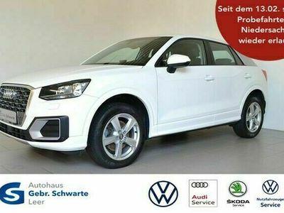 """gebraucht Audi Q2 Sport 1.6 TDI AHK + GRA + 17""""+ PDC +SHZ + MFL als SUV/Geländewagen/Pickup in Leer (Ostfriesland)"""