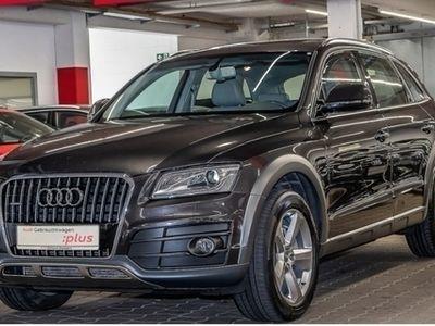 begagnad Audi Q5 3.0 TDI q GRA Pano Navi Leder Xenon el.Heckkl