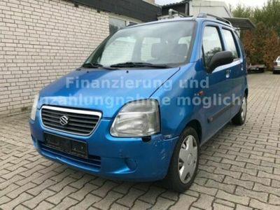 używany Suzuki Wagon R+ 1,3 GL Special Edition/Klima