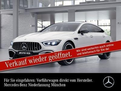 gebraucht Mercedes AMG GT 4M Perf-Sitze Perf-Abgas Perf-Lenk 360°