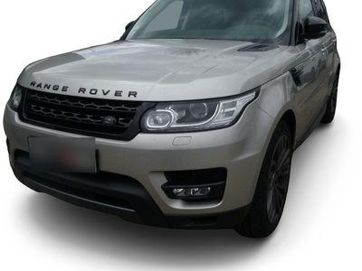 gebraucht Land Rover Range Rover Sport Range Rover Sport 4.4 SDV8 FAP HSE Dynamic Navi