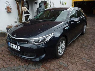 gebraucht Kia Optima Hybrid Sportswagon 2.0 GDI Plug-In Spirit