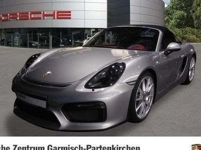used Porsche Boxster Spyder Spyder