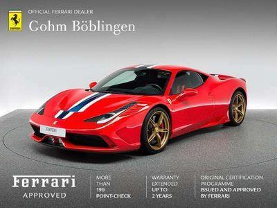 gebraucht Ferrari 458 Speciale