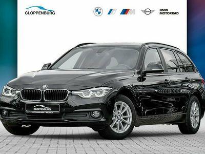 gebraucht BMW 320 d Advantage LED Navi Keyless PDC SHZ WLAN