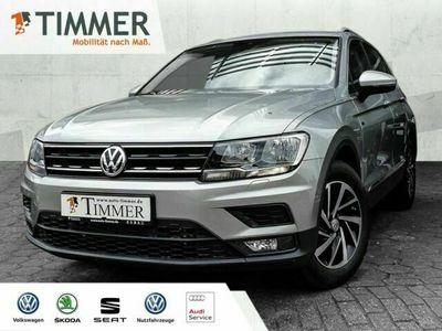 gebraucht VW Tiguan JOIN 2 SUV, Geländewagen, Pickup (Silber), EZ 06.2019 21999 km, 110 kW (150 PS)