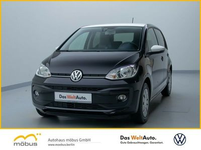 gebraucht VW up! up! 1.0 MOVEPDC+CLIMATRONIC+BLUETOOTH+GRA+