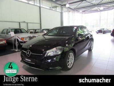 gebraucht Mercedes A180 Modellpflege PTS/Sitzhzg./Style/Klima Telefon