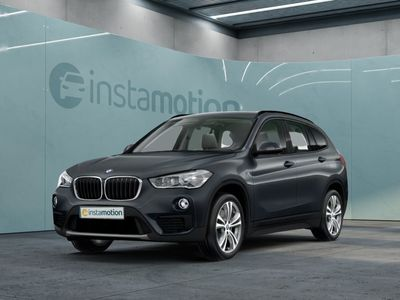 gebraucht BMW X1 X1sDrive 20 i Sport Line AHK Exclusiv & Business Paket