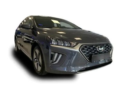 gebraucht Hyundai Ioniq 1.6 GDi Hybrid Premium Facelift Leder Navi DAB Klimaaut. LED PDC RÃŒckfahrkamera