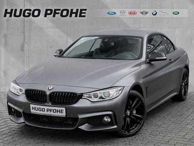 gebraucht BMW 435 d Cabrio xDrive Sport-Aut. / Head Up / Navigat