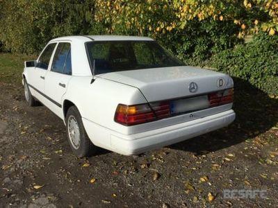 gebraucht Mercedes 260 W124H-Zulassung