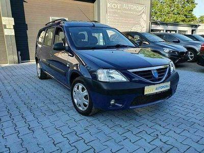 gebraucht Dacia Logan MCV Laureate/7 SITZ/SERVICE TÜV NEU