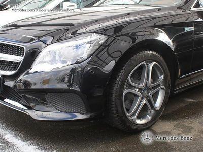 gebraucht Mercedes CLS350 Shooting Brake d 4M Distronic Kamera LED