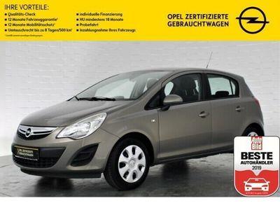 gebraucht Opel Corsa D Edition, Sitz-/Lenkradheizung, Parkpilot, Freisp
