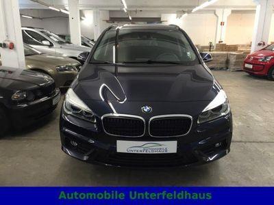 """gebraucht BMW 218 Gran Tourer Baureihe 2 218d Advantage """"M Paket"""""""