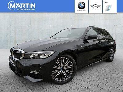 gebraucht BMW 320 d Touring M Sport DAB Komfortzg. HiFi Standhz.