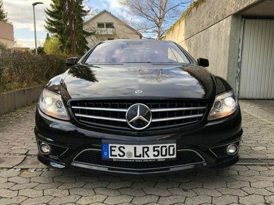 gebraucht Mercedes CL500 AMG Designo 7G-TRONIC