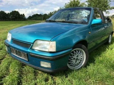 used Opel Kadett E Cabrio Edition GSI