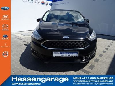 gebraucht Ford C-MAX 1.5 EcoBoost Start-Stop Aut. COOL&CONNECT