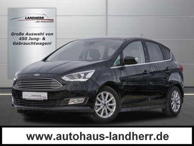 gebraucht Ford C-MAX Titanium // Xenon/Kamera/Parkautomatik *6 Jahre Qualitätsversprechen