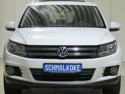 gebraucht VW Tiguan TDI2.0 DPF BMT Sport & Style Navi eSAD Cl