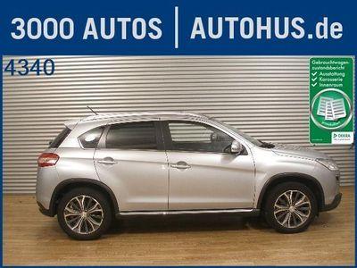 gebraucht Peugeot 4008 1.8 HDI Allure Leder Navi Xenon Pano