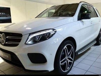 gebraucht Mercedes GLE350 d 4M NAVI+COMAND+LED+PANO+AHK+DISTR+PTS+