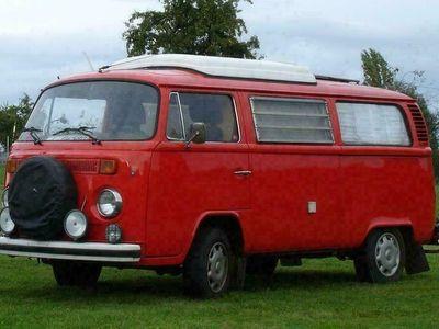 gebraucht VW T2 Bulli Wohnmobil Westfalia 1974 sehr ...
