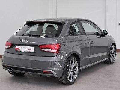 gebraucht Audi A1 Sportback 1.4 TFSI S line Sport+Exterieur MMI Navi Xenon plus KLIMA ALU