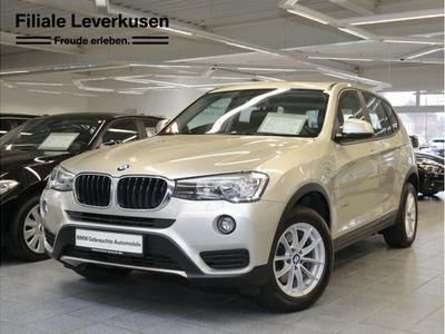 gebraucht BMW X3 sDrive18d