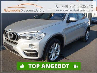used BMW X6 xDrive40d*Kamera*Glasdach*Standheizung