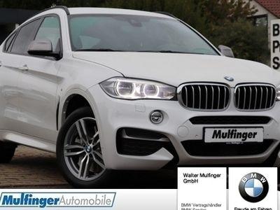gebraucht BMW X6 M50d Ad-LED DrvAs.ACC KomfSitz.Standh.Kamera