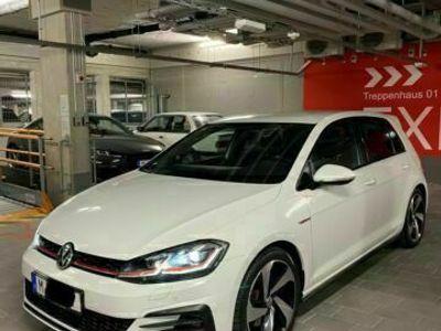 gebraucht VW Golf GTI Alca. Dynaudio Sthz.