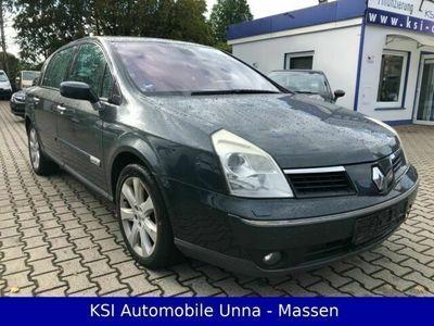 gebraucht Renault Vel Satis Initiale 2,2/Klima/Alu/Leder