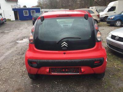 gebraucht Citroën C1 Style klima