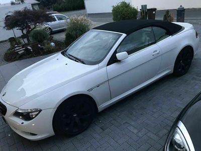 gebraucht BMW 635 Cabriolet d M-Paket ,Automatik, Head U... als Cabrio/Roadster in Rödermark