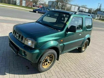 gebraucht Suzuki Jimny Ranger 4x4 *TÜV 05/21*