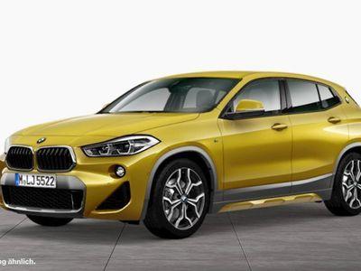 gebraucht BMW X2 xDrive 20d M Sport X UmweltprÀmie DrivAss+